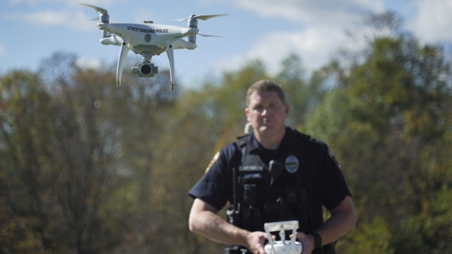 More Public Safety Agencies Turning to Drones to Fight Crime