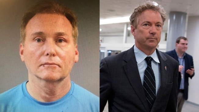 Sen. Paul Suffers Minor Injury After Being Tackled by Neighbor: Police
