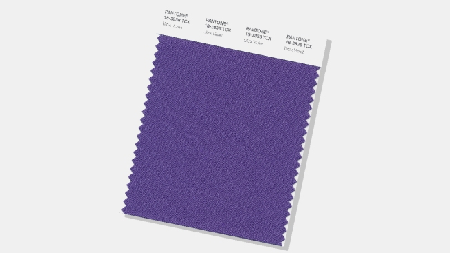 Deep Purple 'Ultra Violet' Is Pantone's Color of Year