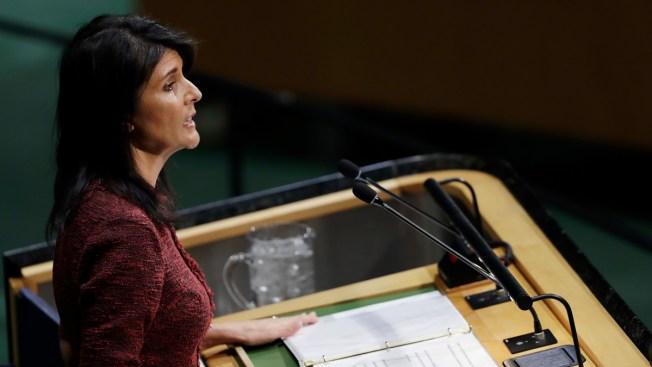 UN Envoy Says No Change in US Position on North Korea Talks