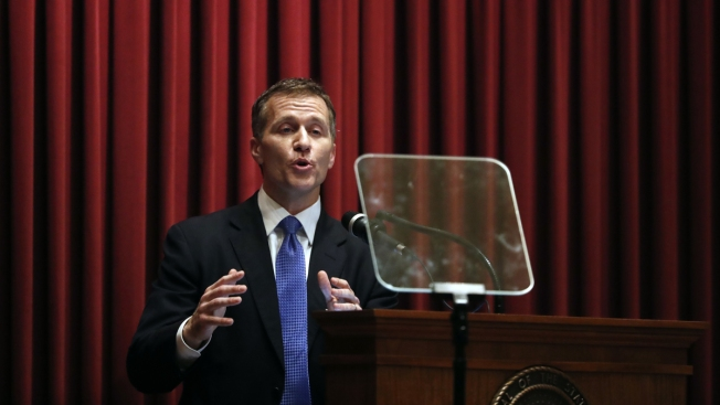 Missouri Gov. Greitens Initiated Unwanted Sex Acts: Legislative Report