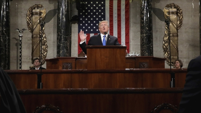 Trump Moving Ahead With State of the Union Speech Next Week: Source