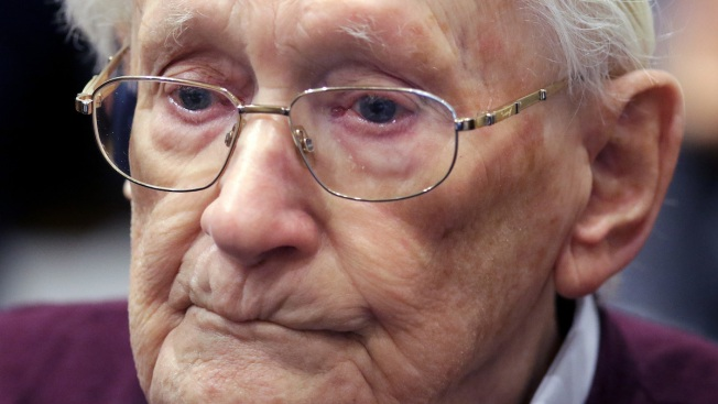 Convicted 'Accountant of Auschwitz' Reported Dead at 96