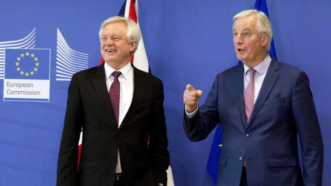 Envoys Hail Brexit Progress But No Irish Border Breakthrough