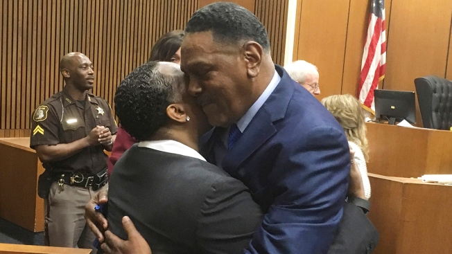 'Not Bitter': Michigan Man Exonerated After 45 Years in Prison