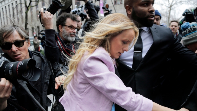 Trump Lawyer Told to File Statement to Slow Porn Star's Suit