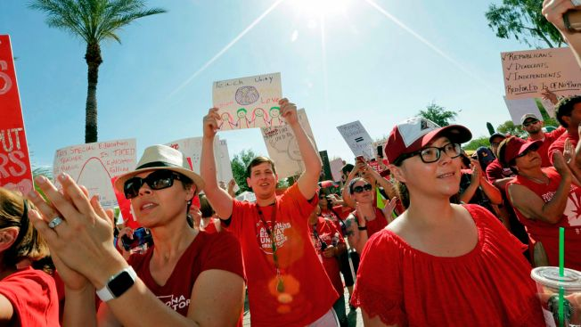 American Federation of Teachers President Coming to Arizona