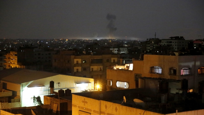 Gaza-Israel Cease-Fire Reached, Hamas Says