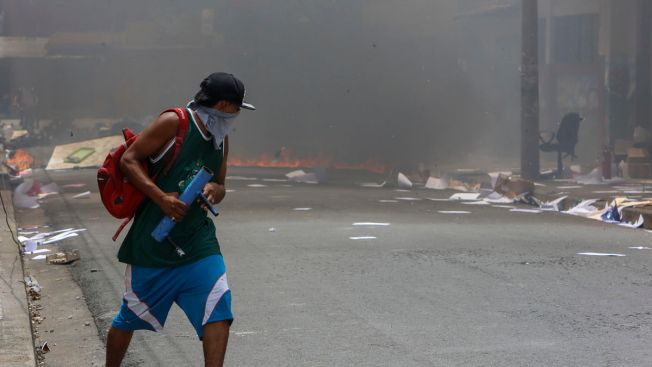 US Citizen Shot to Death in Nicaragua's Capital Amid Unrest