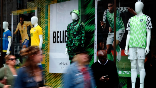 Nigeria's Bright, Trippy Uniforms a Hit Among World Cup Uniforms