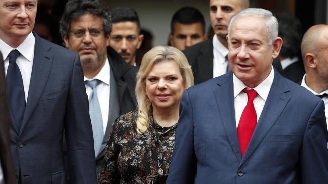Sara Netanyahu, Wife of Israel's PM, Charged With Fraud, Breach of Trust