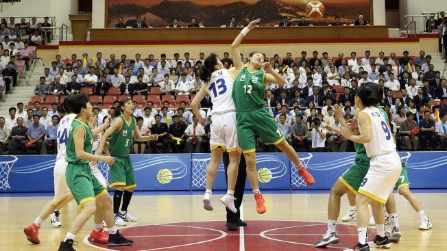Koreas Begin Basketball Friendlies in Latest Peace Gesture