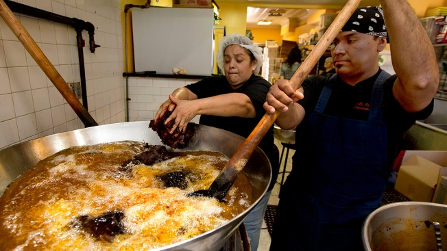 Mexican Family Gives Brooklyn Mole Poblano Flavor, Making 1,600 Pounds of the Sauce Every Day