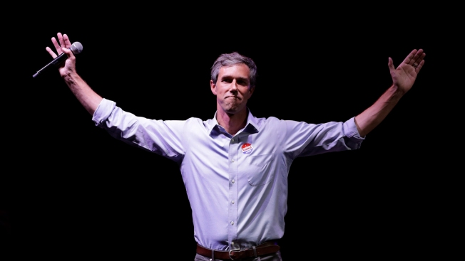 Democrat Beto O'Rourke Now Not Ruling Out 2020 Presidential Run