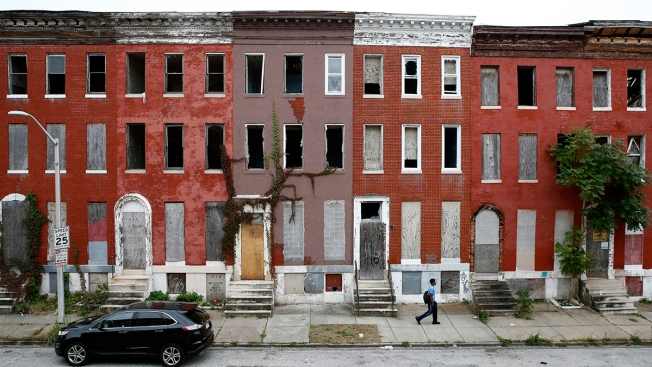 Baltimore Trying to Stem Decades-Long Housing, Population Loss