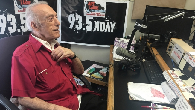 93-Year-Old Palm Springs DJ Spins Oldies to Link Inmates and Family