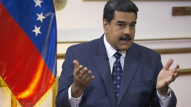 Venezuela's Maduro Reveals Secret Meetings With US Envoy
