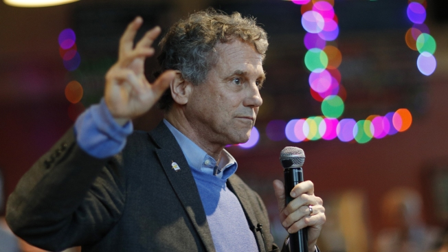 Sen. Sherrod Brown Won't Run for White House in 2020