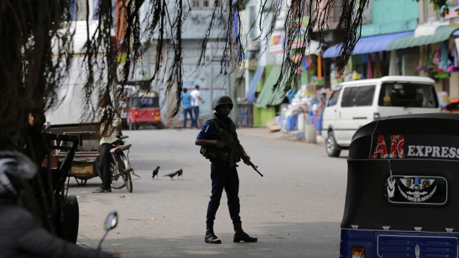 After Bombings, Catholic Services in Sri Lanka Capital Canceled for 2nd Week