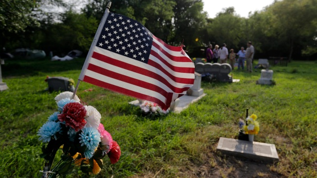 US Says Border Wall Will 'Avoid' Historic Texas Cemetery