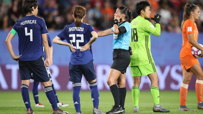 Video Review Tech Creates Drama at Women's World Cup