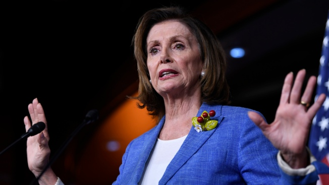 Pelosi Downplays Differences With Ocasio-Cortez After Meeting