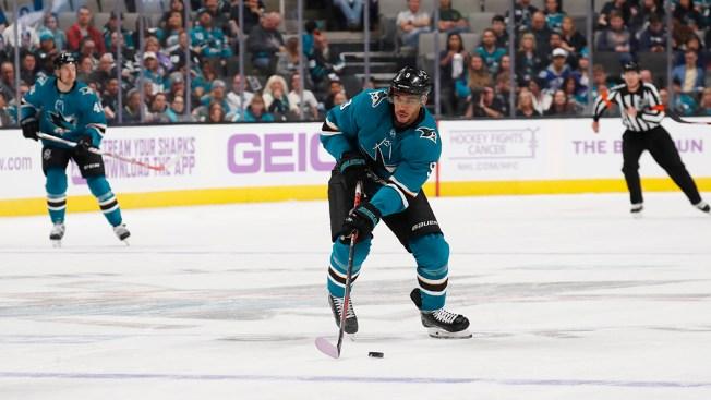 Sharks' Kane Sued by Vegas Casino Over Gambling IOUs