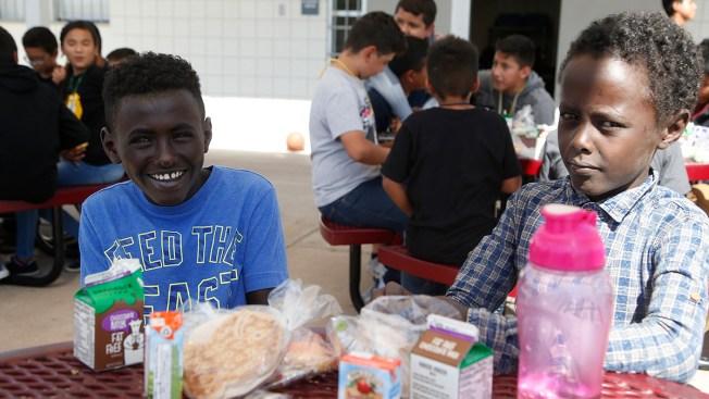 Schools Teach Refugee, Migrant Kids Skills to Succeed in US
