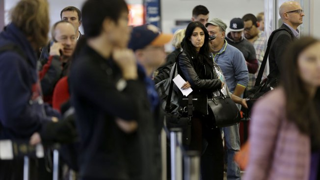 More Thanksgiving Travelers; Don't Get Stuck at the Airport