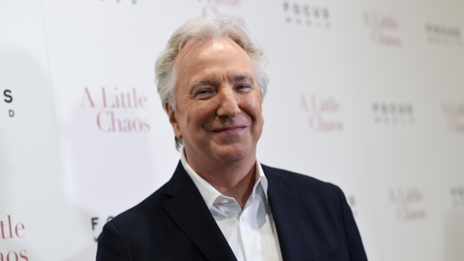 Alan Rickman in Last On-Screen Role in 'Eye in the Sky'