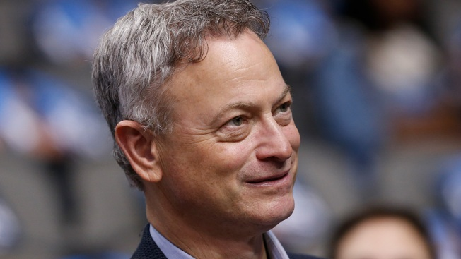 Gary Sinise Honored With Star on Walk of Fame for TV Work