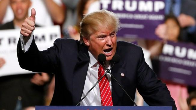 Donald Trump Surges in New NBC News/WSJ Poll