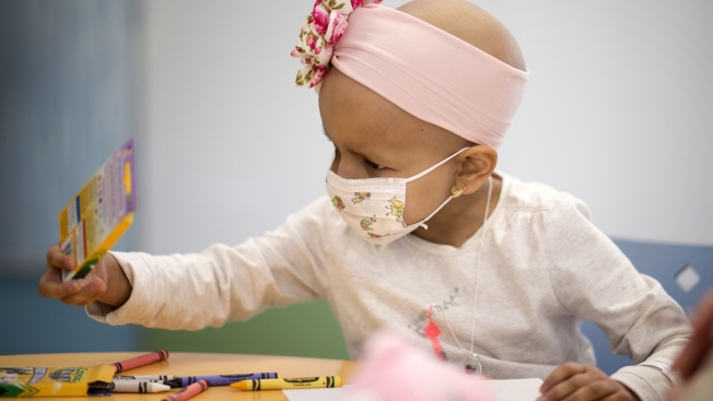 Childhood Cancer Rates Highest in Northeast, New CDC Map Shows