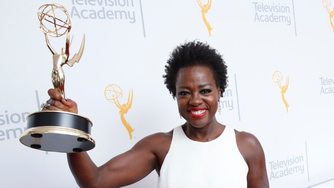 Viola Davis' Daughter Dressed Up as Her Emmy-Winning Mom for Halloween