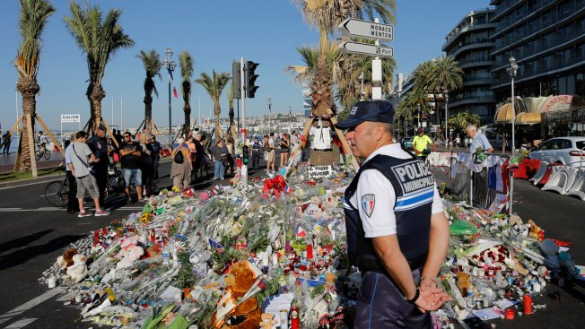Jitters in Europe Amid Fear of New Attacks After Nice Bloodshed