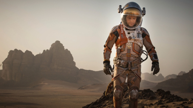 Just Before Oscars, Plant Named for Hero of 'The Martian'