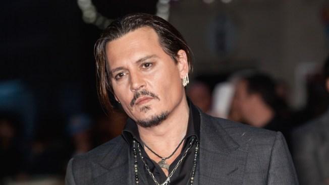 Johnny Depp Swears He 'Never' Wants to Win an Oscar