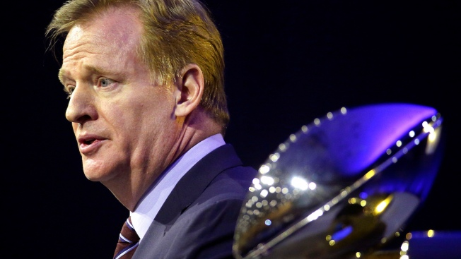 Goodell Begins Second Decade in Charge of $13B NFL