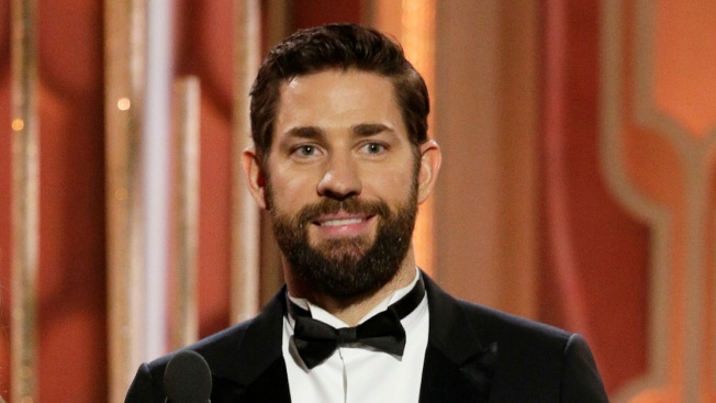 John Krasinski Sheds Jim Halpert to Portray Action Hero Jack Ryan For Amazon