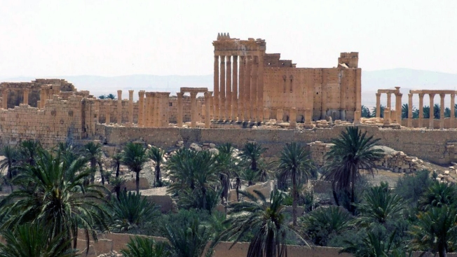 Syrian Troops Recapture Ancient City of Palmyra From ISIS: State Media