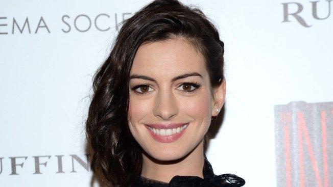 Anne Hathaway Named Goodwill Ambassador for UN Women