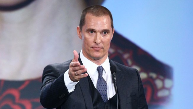 McConaughey Fears March for Our Lives Will Get 'Hijacked'