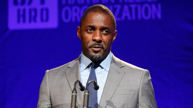 Idris Elba: Lack of Diversity Is Not Just US Problem