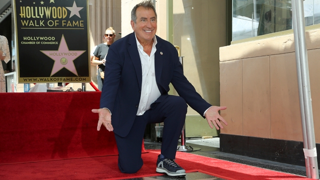 'High School Musical' Director-Choreographer Kenny Ortega Receives Walk of Fame Star