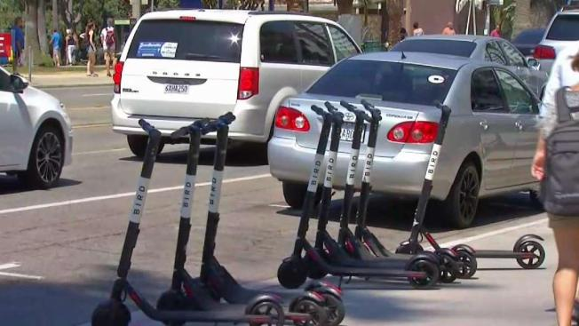 LA Scooter Companies to Receive Cease-and-Desist Letters From City