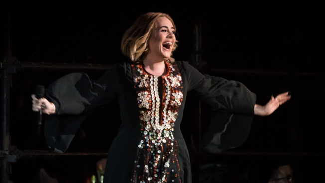 Sick Adele Posts Video Apology to Fans After Canceling Show