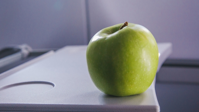 Customs Fines Airline Passenger $500 Over Free In-Flight Apple