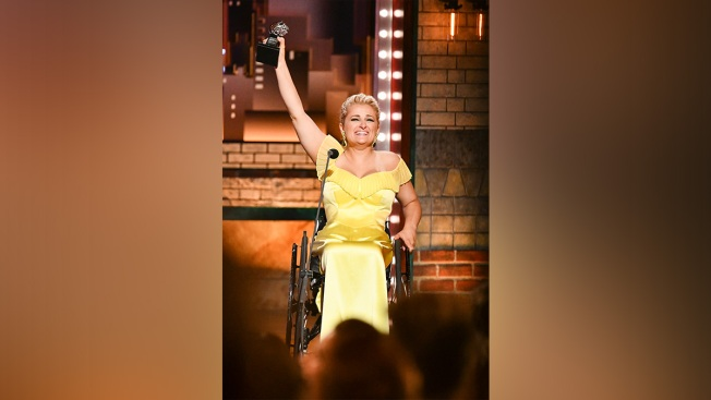 No Limitations: Ali Stroker Makes History With Tony Win