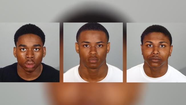 3 Men Arrested for Allegedly Stealing Amazon Packages Out of a Delivery Truck