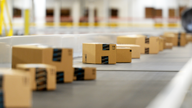 Amazon Plans to Hire 100,000 Over the Next 18 Months